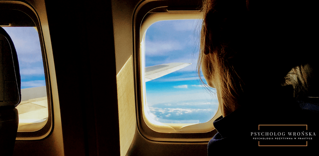 Lęk przed lataniem czyli awiofobia