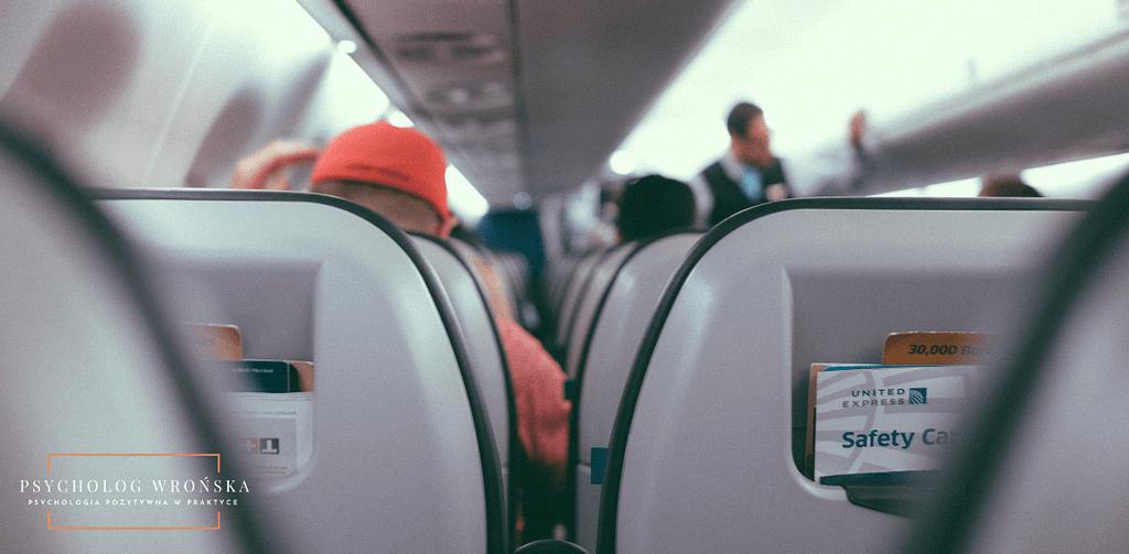 Jak pokonać lęk przed lataniem?