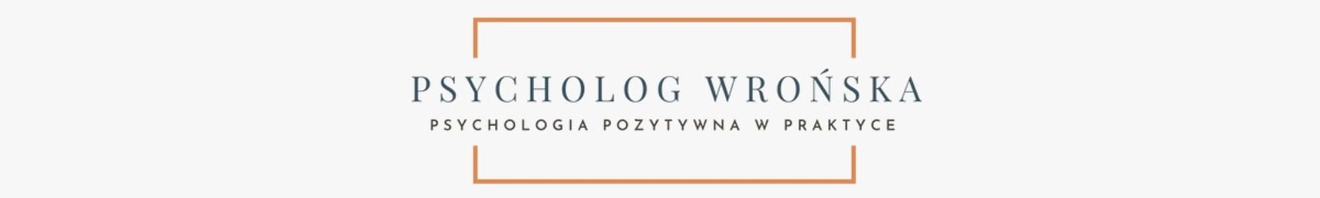 Psycholog Wrońska